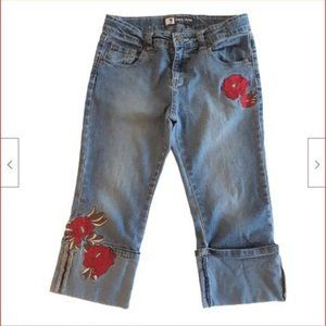 Vintage Duck Head Jeans Embroidered 12.5 Jeans